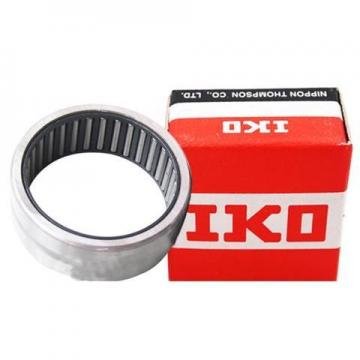85 mm x 210 mm x 52 mm  SKF NU 417 thrust ball bearings