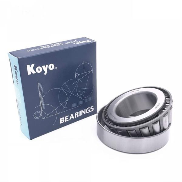 75 mm x 160 mm x 37 mm  NTN 7315B angular contact ball bearings #1 image
